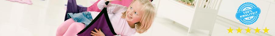 Sillas colgantes para niños
