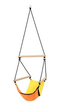 Swinger Yellow Silla Colgante para Niños