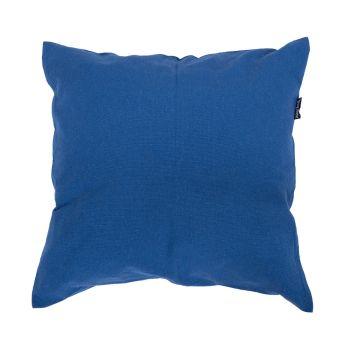 Plain Blue Almohada
