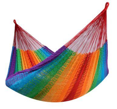 Mexico Rainbow Hamaca Doble