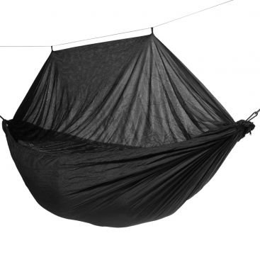 Mosquito Black Hamaca Individual Outdoor