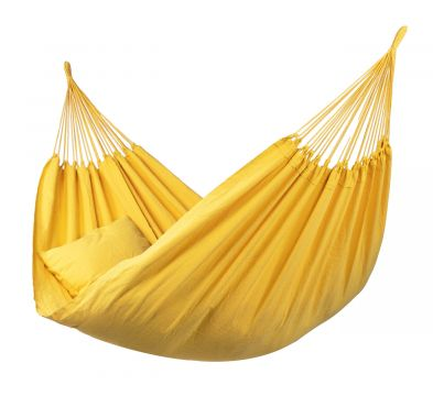 Plain Yellow Hamaca Individual