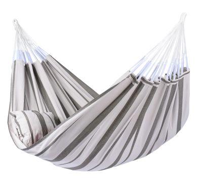 Stripes Silver Hamaca XXL