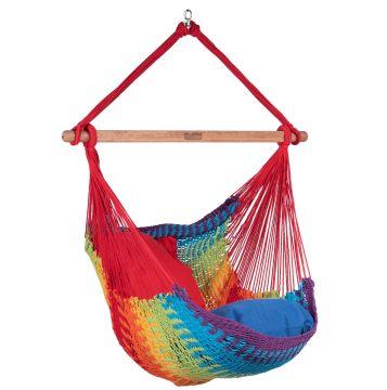 Mexico Rainbow Silla Colgante Individual