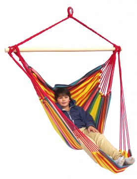 Tropical Sunny Lounge Silla Colgante Individual