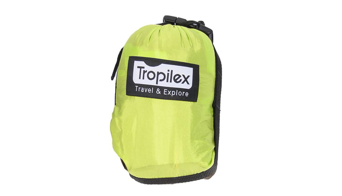 'Travel' Lime Hamaca Doble Outdoor