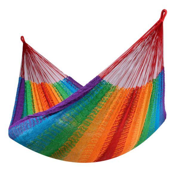 'Mexico' Rainbow Hamaca Doble