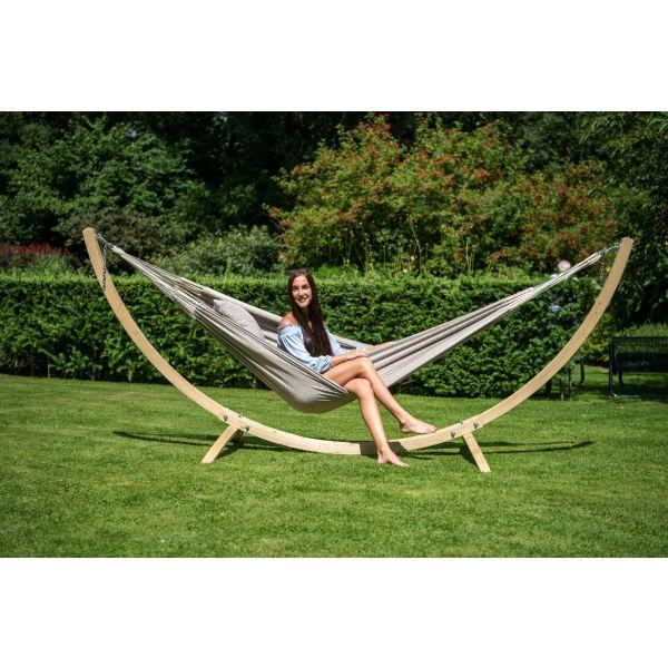 'Wood'  Soporte para Hamaca Individual