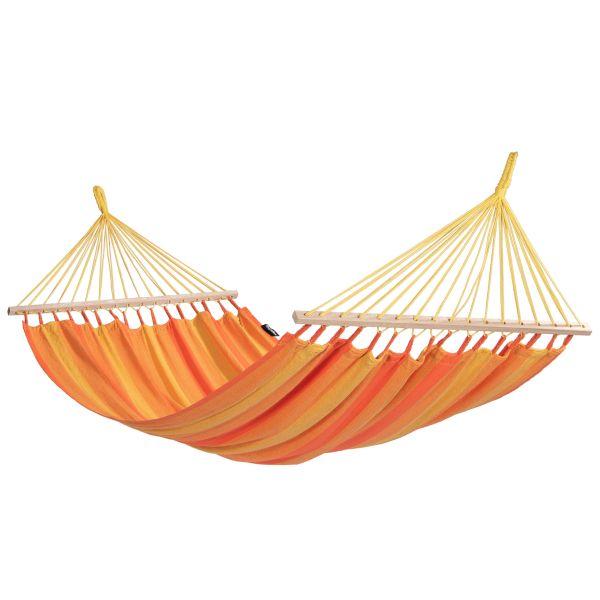 'Relax' Orange Hamaca Individual