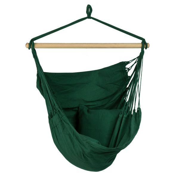 'Organic' Green Silla Colgante Individual