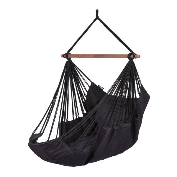 'Sereno' Black Silla Colgante Individual