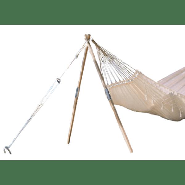 'Madera'  Soporte para Hamaca Individual