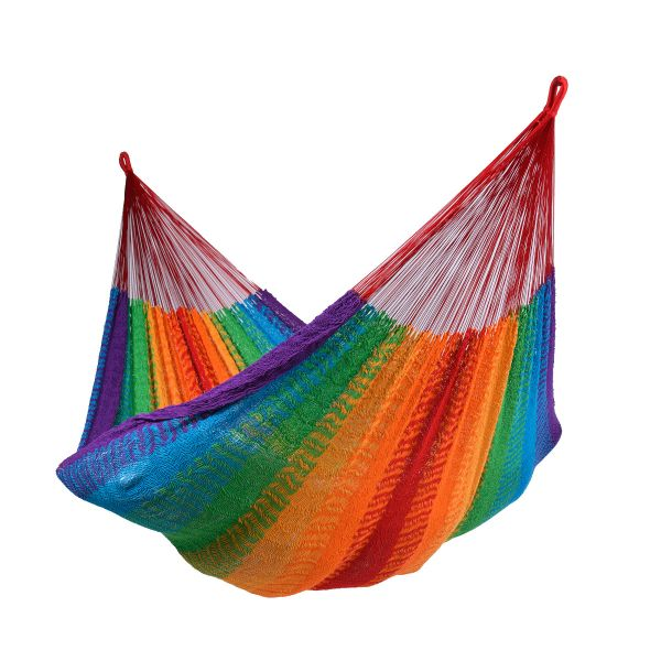 'Cacun' Rainbow Hamaca XXL