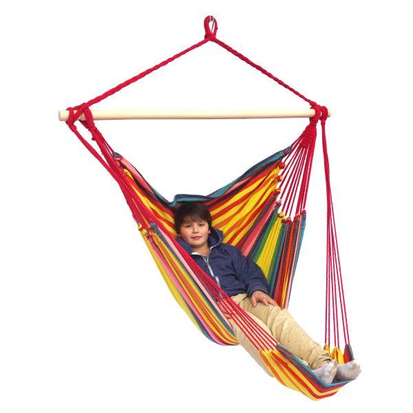 'Tropical' Sunny Lounge Silla Colgante Individual
